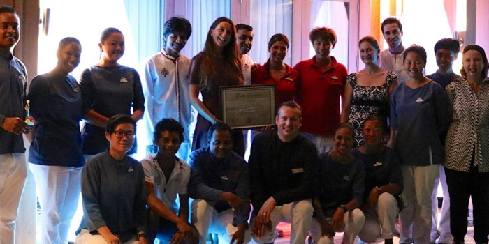 Club Med Finolhu receives Butler & Hospitality Training | Maldives