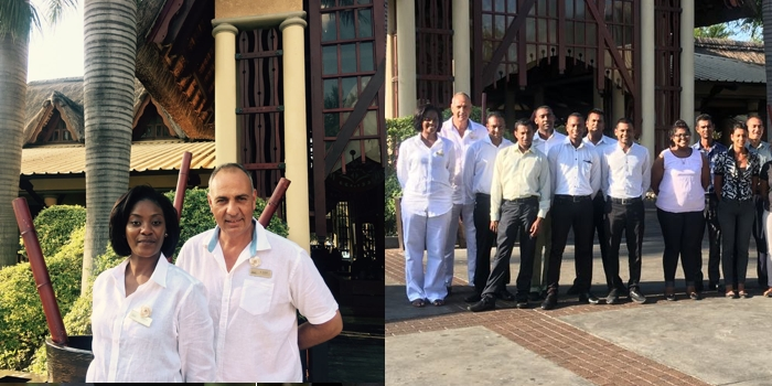 Hotel Butler & Hospitality Training | Club Med La Pointe aux Canonniers, Mauritius & La Plantation d'Albion